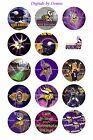 "MINNESOTA VIKINGS 1"" CIRCLES  BOTTLE CAP IMAGES. $2.45-$5.50 *****FREE SHIPPING* $2.45 USD on eBay"