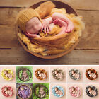 Lovely Baby Newborn Wool Basket Stuffer Backdrop Photo Photography Prop