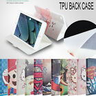 New Design Tpu Back Case HD Print Smart Stand Folio Cover For Apple Ipad air/2