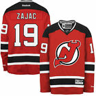 Travis Zajac New Jersey Devils Reebok Youth Red Home Premier Jersey