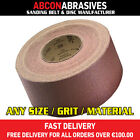 Swiss Quality Paper Roll 115mm x 50M (P40-P400)  Manufactured in Ireland