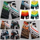 Men Quick-Dry Beach Pants Boardshorts Surf Shorts Beach Board Shorts Size 30-38