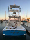 2007 34' Custom Striker Sportsfisher Diesel Yacht! Newly Refurbished