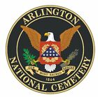 Arlington National Cemetery Sticker Military Armed Forces Decal M281
