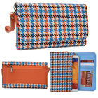 Kroo Universal Patterned Metro Wristlet w/ Coin Pocket ECLGMT-5