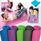Внешний вид - 10MM Exercise Yoga Pad Mat Non Slip Durable Pilates Physio Fitness Gym Cushion