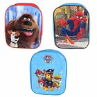 Disney / Character MINI Backpack (T) - Spiderman Paw Patrol Secret life of Pets