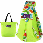 COTTON BABY SLING CARRIER ADJUSTABLE SLING WRAPS COVERS BACKPACK BRACE CLASSY