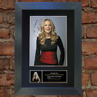 CARRIE UNDERWOOD Signed Autograph Mounted Photo Reproduction A4 Print 260
