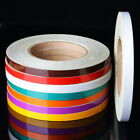Внешний вид - Reflective Tape 1cm x 45m Sticker Car truck Body Stripe Motrocycle Rim Wheel