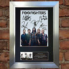 FOO FIGHTERS No2 Signed Autograph Mounted Photo Reproduction A4 Print 597