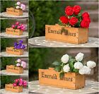 2x Artificial Decor 7 Headed Roses for Wedding Bridal Home Office Bouquet