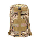 Outdoor Men Military Duffle Assault Combined Backpack Rucksacks Sport Molle Bag