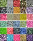 1000p AB Polished acrylic Pearl Nail Art Phone scrapbook 1.5,2,3,4,5,6,8,10,12MM
