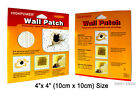 SELF ADHESIVE WALL PATCH STICK MESH DRY REPAIR FOR WALLS CEILING PLASTERING DIY