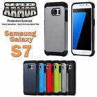 For Samsung Galaxy S7 - Hybrid Hard Back Shockproof Slim Armor Mobile Phone Case