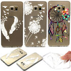 Transparent Ultra Slim Soft TPU Silicone Back Case Cover Skin For Phones Clear