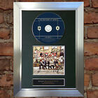 MUMFORD & SONS Babel Signed Autograph CD & Cover Mounted Print A4 no52