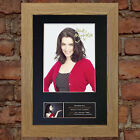 NIGELLA LAWSON Signed Autograph Mounted Reproduction Photo A4 Print no596