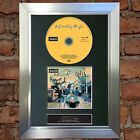 OASIS Definitely Maybe Album Signed Autograph CD & Cover Mounted Print A4 no45