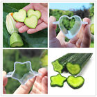 Heart Shaped Sapodilla Cucumber Mold For Growing Heart Star Shaped Fruit Mould