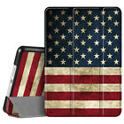 Fintie For Apple iPad Rotating Leather Smart Stand Case Cover with Wake/Sleep