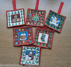 Christmas Decorations/Hanging Filled With Choice of Lavender or Padded.Gift Idea