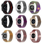 For Apple watch series 2 Strap Magnetic Loop Stainless Steel iWatch Band 42/38mm
