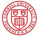 Cornell University Sticker / Decal R749