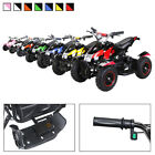 Elektro Quad Miniquad Kinder Atv Cobra 800 Watt Pocketquad Kinderquad Pocketbike tweedehands  verschepen naar Netherlands