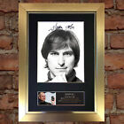 STEVE JOBS Apple Mac iPhone 6 Signed Autograph Mounted Photo Repro A4 Print 604
