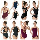 Внешний вид - NEW Capezio Balera Strappy Fancy Back Dance Ballet Leotard Child & Adult Sizes