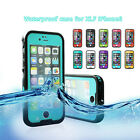 NEWEST TOUCH ID WATERPROOF CASE FOR APPLE IPHONE 6 & 6s PLUS