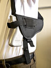 FNH FNS 9, 40 | OUTBAGS Nylon Horizontal Shoulder Holster w/ Double Mag Pouch