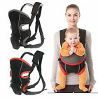 Allis 3 Ways Baby Carrier Backpack Sling Wrap with Detachable Bag 2 Colors