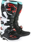 ALPINESTARS TECH 7 BLUE BLACK RED Offroad Boot FREE SHIPPING