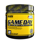 Man Sports GAME DAY 30 Servings nitric oxide PWO 2 X ENERGY scorch -