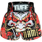 New Tuff Personalize Muay Thai Boxing Shorts M6b Custom Add Name : S M L XL XXL