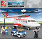 Aerospace series?H- private jet aircraft Building toy  Fit lego  #0363