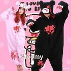 Gloomy Bear Unisex Adult Kigurumi Pajamas Anime Cosplay Costume Onesie Sleepwear
