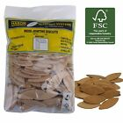 Haron WOOD JOINTING BISCUITS 50 Pcs Accurate Cut & Framing AUS Brand - #0 Or #5