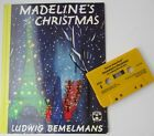 Madeline's Christmas Ludwig Bemelmans book with audio TAPE
