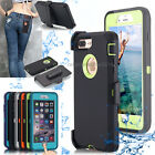 for Apple iPhone 6s/5/7 Plus Defender Heavy Duty Case (BOX Belt Clip fits Otter)