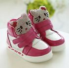 Scarpe bambina hello kitty inverno winter sneakers baby shoes