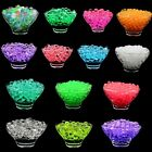500 Water Aqua Soil Crystals Bio Gel Ball Beads Wedding Vase Filler Centrepiece