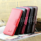 Men Lovers Synthetic Leather Money Long Wallet Button Purse Credit Card Holder