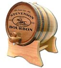 Derby Bourbon Personalized American White Oak Wood Barrel For Aging Whiskey etc.