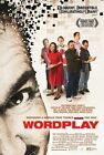 WORDPLAY - 2006 - Original 27x40 movie poster- NY TIMES CROSSWORD - Indy Film