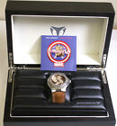 TechnoMarine The Thing Marvel Superheroes Limited Ed Swiss Alligator Mens Watch