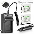 canon nb-11l battery - Kastar Battery and Normal Charger Kit for Canon NB-11L IXUS 265 A4000 ELPH 340